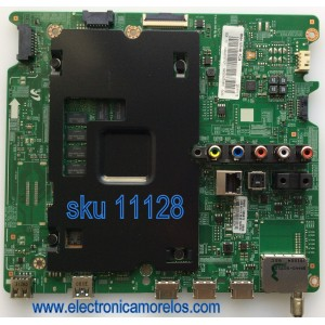 MAIN / SAMSUNG BN94-10702B / BN41-02443A / BN97-10587E / MODELO UN40JU6100FXZA TH01 / PANEL CY-GJ040HGLVDH