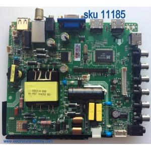 MAIN / FUENTE (COMBO) / RCA 42GE0010409-A1 / LG-RE01-160412-QY627 / LG-RE01-151015-SQ014 / 650742GE0010409-A1 / LDD.M3393.K / PANEL V420DK1-QS1-12V / MODELOS LED42C45RQ 6507-LE42C45-A1 / LED42C45RQ 5524-LE42C45-A1