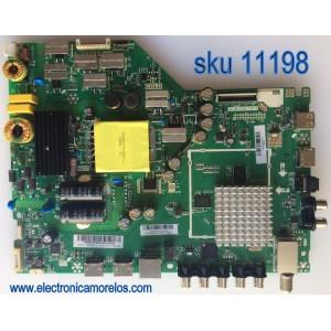 MAIN / FUENTE / VIZIO A15105549 / TP.MT5580.PB75 / MODELO E43-C2 LWZJSEAR / PANEL LC430DUY(SH)(A1) / T430HVN01_0