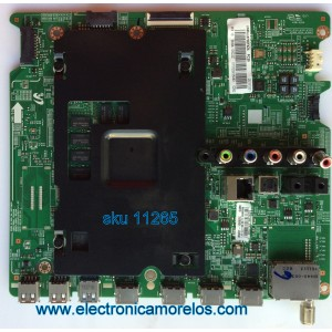 MAIN / SAMSUNG BN94-10522Z / BN41-02344D / BN97-10062C / MODELO UN65KU6500FXZA FA01 / PANEL CY-WJ065HGLV7H
