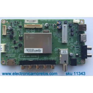 MAIN / VIZIO XGCB01K011 / 715G7769-M01-001-004T / 756TXGCB01K0110  /  MODELO D50N-E1 LTMWVTBS / PANEL TPT500J1-HVN07.U REV:S500N