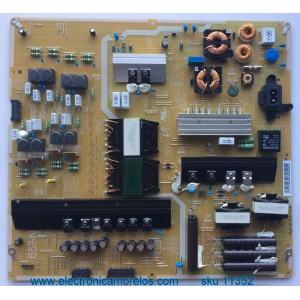 FUENTE DE PODER / SAMSUNG BN44-00812A / L65S7N_FHS / MODELO UN65KU6500FXZA FA01 / PANEL CY-WJ065FLAV1H