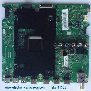 MAIN / SAMSUNG BN94-10057D / BN41-02344D / BN97-10836A / MODELO UN65KU6500FXZA FA01 / PANEL CY-WJ065HGLV1H