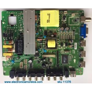 MAIN / FUENTE / (COMBO) / PROSCAN 3393C1607 / ZP.VST.3393.C-1-V1 / ZP.VST.3393.C / MODELO PLDED5069 / PANEL V500HJ1-PE8 REV. C7