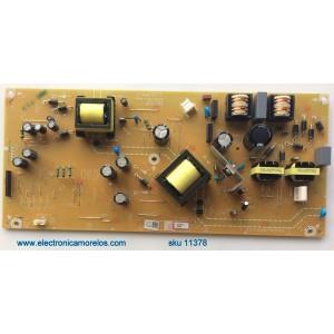 FUENTE DE PODER / EMERSON A6AUEMPW/ A6AUE-MPW / BA6AU0F0102 1 / MODELO LF503EM7F DS2 / PANEL U6DU1XH