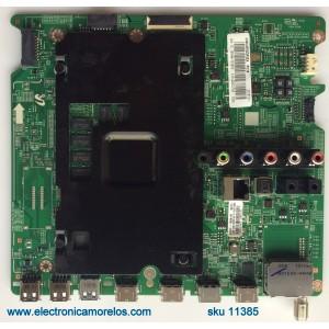 MAIN / SAMSUNG BN94-10165Z / BN41-02344D / BN97-10061R / MODELO UN60KU6270FXZA EA01 / PANEL CY-TJ060HGSV3H