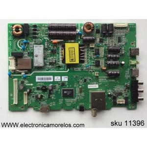MAIN / FUENTE (COMBO) LG 1602175M / 5823-A6M68A-0P00 / MODELO 43LH5000 / PANEL RDL430FY(LD0-300) REV.00