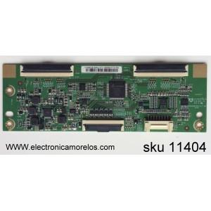 T-CON / SAMSUNG BN96-40852A / HV480FHB / 47-0021068 / B088004AA1677-02 / MODELO UN48J5200AFXZA ED04 / PANEL CY-JJ048BGEV4H