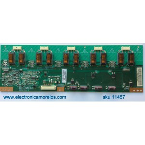 BACKLIGHT INVERSOR / VIZIO 27-D025785 / I260B1-5UA / 4H.V2938.001/C / MODELO VA26LHDTV10T / PANEL V260B1-L11 REV C1
