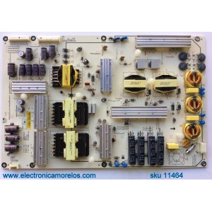 FUENTE DE PODER PARA TV VIZIO 4K UHD SMART TV / NUMERO DE PARTE 09-70CAR080-00 / 1P-1151800-1012 / E93938 / CAR08 PW BD / PANEL S700FUA-1 / MODELO M70-C3 / M70-C3 LFTRSY / M70-C3 LFTRSYAR