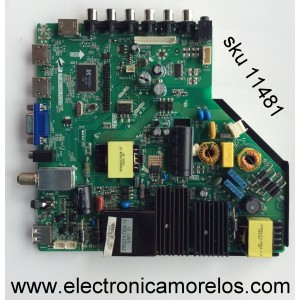 MAIN / FUENTE / (COMBO) B140604690 / TP.MS3393.PC821 / MODELO 50GSR3000 / PANEL V500HJ1-PE8 REV.C1