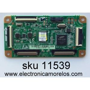 MAIN LOGICA / SAMSUNG LJ92-02020A / LJ92-02021A / 020A / LJ41-10346A / MODELO PN51F4500BFXZA TS02 / PANEL (S51AX-YD03)(S51AX-YB03)