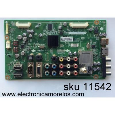 MAIN / ZENITH EBT61082804 / EAX61358606(1) / EBR68351604 / MODELO Z50PJ240-UB AUSLZUR / PANEL PDP50T10000