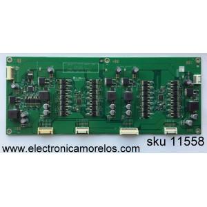 LED DRIVER / VIZIO 791.01210.0004 / 748.01205.0011 / 755012030002 / 755012030001 / 14536-1 / MODELO M55-C2 LWJASBAR / PANEL T550QVN03.0