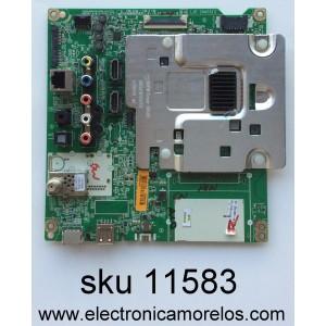 MAIN / LG EBT64267602 / EAX66882503(1.0) / 65EBT000-016B / PANEL`S LC550EGE (FJ)(M3) / LC550EGE (FJ)(M4) / MODELO 55UH6090-UF.BUSWLJR