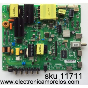 MAIN / FUENTE / (COMBO) SANYO B15061942 / 02-SPS39A-C010000 / 3MS93AX11 / MODELO FW48D25T / PANEL LSC480HN08-G01