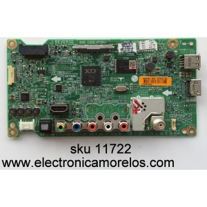 MAIN / LG EBT62841583 / EAX65391004(1.0) / EBR77616661 / PANEL LC550DUE (FG)(A4) / SUSTITUTAS EBT62841558 / EBT62841587 / EBT62841561 / EBT62841578 / EBT62841576 / MODELO 55LB5900-UV.BUSWLJR