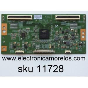 T-CON / TCL LJ94-28870F / 28870F / 13VNB_FP_SQ60MB4C4LV0.0 / MODELO 55FS4610RTAAA / PANEL LVF550WD2L