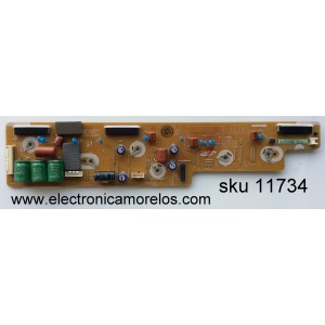 X-SUS / SAMSUNG BN96-25249A / 941A / LJ41-10315A / LJ92-01941A / MODELO PN51F5300AFXZA US01 / PANEL S51FH-YE01 / S51FH-YB03
