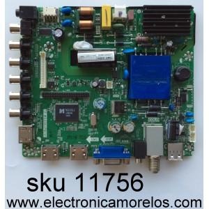 MAIN / FUENTE / COMBO K16099321 / TP.MS3393.PB751 / PANEL LSC400HN02