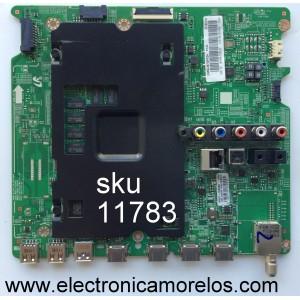 MAIN / SAMSUNG BN94-10522F / BN41-02344D / BN97-10836A / MODELO UN55JU6700FXZA UH02 / UN55JU6700FXZA US04 / PANEL CY-WJ055HGLV7H