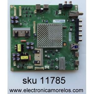 MAIN / VIZIO GXFCB02K0090 / 715G7126-M01-001-004T / MODELO E50-C1 LTCWSKBR / PANEL TPT500J1-HVN07.U REV:S600E
