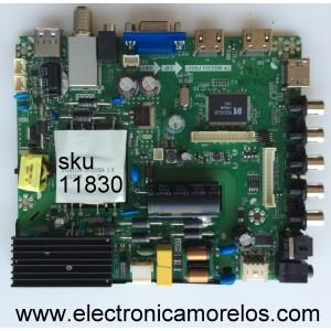 MAIN / FUENTE / (COMBO) ELEMENT K16099264 / SY16219-4 / 890-M00-06NC6 / TP.MS3393.PB801 / MODELO ELEFW5016 / PANEL V500HJ1-PE8