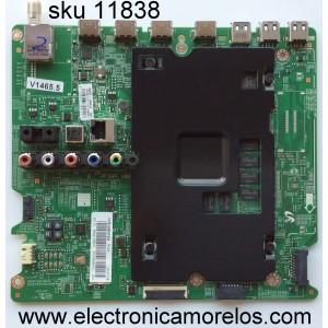 MAIN / SAMSUNG BN94-10521F / BN41-02344D / BN97-10841A / MODELO UN75JU6500FXZA TD03 / PANEL CY-GJ075HGLV7V/H