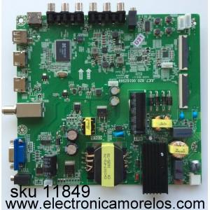 MAIN / FUENTE (COMBO) / RCA 50G850152608-A1 / JUC7.820.00162569 / 999C6KK / HLS43C / E193079-B / PANEL C500F15-E9-A(G01) / MODELOS LED50E45RH / LED50E45RH 6901-LE50E45-A1
