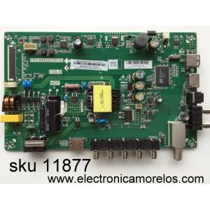 MAIN / FUENTE / (COMBO) 3632-3022-0150 / 363230220150(0A) / TPD.MS8220.PB765 / A16077497 / MODELO D32HN-E0 LAUAVMBS / PANEL T320XVN02.F