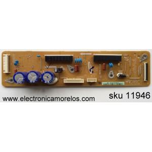 X-SUS / RCA LJ92-01852B / LJ41-10137A / 852B / MODELO DPTC430M / PANEL S43AX-YD01 / S43AX-YB01