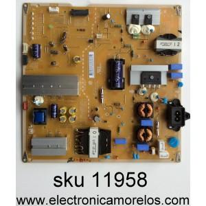 FUENTE DE PODER / LG EAY64210802 / 64210802 / EAX66796301(1.9) / LGP6065L-16UL6 / MODELO 65UH7650-UA.BUSWLJR / PANEL LC650EGE(FJ)(M1)