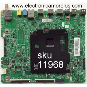 MAIN / SAMSUNG BN94-10780A / BN41-02528A / BN97-10970A / MODELO UN49KU7000FXZA FA01 / PANEL CY-KK049HGLV3H