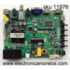 FUENTE / MAIN / INSIGNIA B15041430 / 02-SLS39A-C005000 / TP.MS3393T.PB79 / 3MS3393X-2 / MODELO NS-43D420NA16