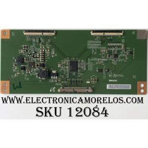 T-CON / LG/ / NC500DUN-VXBP3 /  4V9Q6AN / 4V9Q6CU / 4V9Q6AW / 4V9Q62U  E22203415100902 / MODELO 50LF6090-UB. BUSJLOR / 50LF6000-UB.BUSJLOR / PANEL NC500DUN-VXBP3