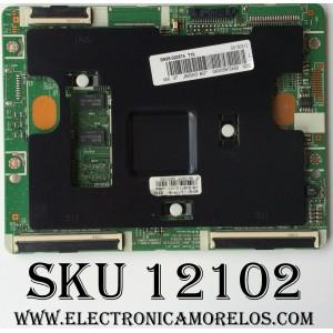 T-CON / SAMSUNG BN95-02057A / BN41-02291A / BN97-08255A / MODELO UN60JU6500FXZA HD01 / PANEL CY-GJ060HGSV1H