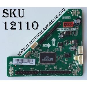 TARJETA INTERFACE / RCA K16099442 / PL.MS6M30K.1 / AE0140145 / MDOELO RLED6090 / PANEL JEODZ1C0093-12V
