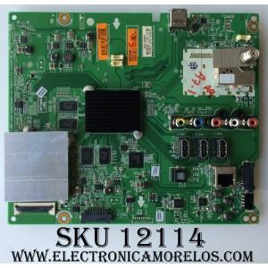 MAIN / LG EBT64100402 / EAX66703203(1.0) / 63531802 / MODELO 49UF6490-UB.AUSYLJR / PANEL LC490EGE(FH)(M1)