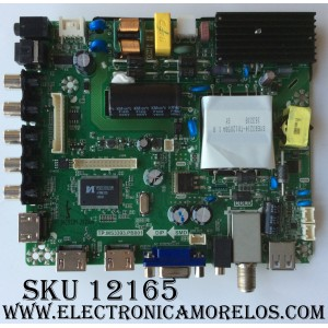 MAIN / FUENTE (COMBO) / ELEMENT K16099208 / TP.MS3393.PB801 / SY16200-6 / 890-M00-06NC6 / MODELO ELEFW5016