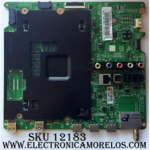 MAIN / SAMSUNG BN94-10240A / BN41-02443A / BN97-10096K / MODELO UN46JU6400FXZA UD02 / PANEL CY-GJ048HGLVCH