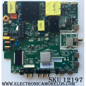 MAIN / FUENTE (COMBO) / VIDAO H16102374 7/ TP.MS3458.PC757 / PANEL LSC550FJ13-W
