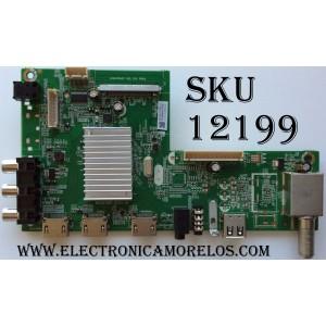 MAIN / JVC 1010099643 / MS34580-ZC01-01 / MODELO  LT-55UE76