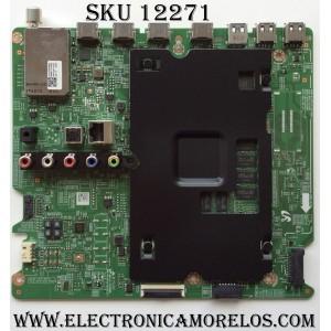 MAIN / SAMSUNG BN94-08215G / BN41-02344D / MODELO UN55KU6300FXZA CJ05 / PANEL CY-GJ055HGEV1V