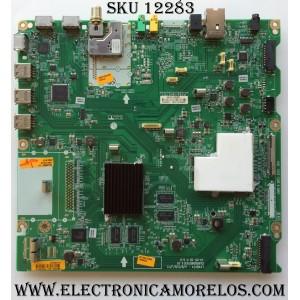 MAIN / LG EBT63535101 / 62984901 / EAX66085703(1.0) / SUSTITUTA EBT63759501 / MODELO 60UB8200-UH.AUSWLJR / PANEL LC600EQE(PG)(M1)