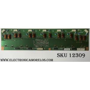 BACKLIGHT INVERSOR / VIZIO 27-D043516 / 4H.V3188.001/A2 / I460H1-14B-F203A / MODELO E460ME / PANEL V460H1-L09 Rev. C3