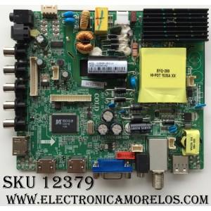 MAIN / FUENTE / (COMBO) / ELEMENT 34015189 / 5CH2793 / CV3393BH-U39 / MODELO ELEFW408