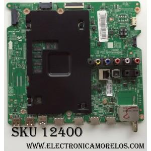 MAIN / SAMSUNG BN94-10056H / BN41-02344D / BN97-10062C / MODELO UN55JU670DFXZA TH01 / PANEL CY-WJ055HGLV4H