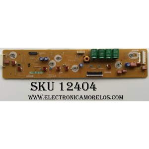X-SUS / SAMSUNG BN96-25255A / 957A / LJ41-10330A / LJ92-01957A / MODELO PN60F5300AFXZA US01