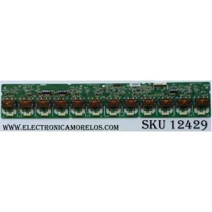 BACKLIGHT INVERSOR / VIZIO 6632L-0359A / KUBNKM129A / MODELO GV47LFHDTV10A / PANEL LC470WU4(SL)(C1)