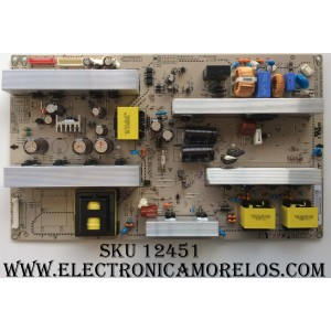 FUENTE DE PODER / LG EAY40505204 / 40505204 / MODELO M4210LCBAG AUSMLJR